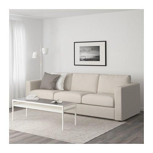 sofá vimle beige
